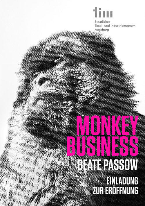 Monkey Business Karte Titelseite